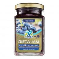 DIETA-JAM черника (230г)