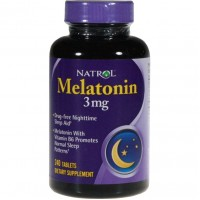 Melatonin 3 mg (240таб)