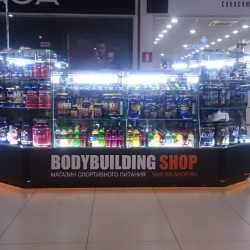 "BODYBUILDING SHOP на ул. Ясная, 37А ТЦ ""FM"" 1 этаж (Cимферополь)"
