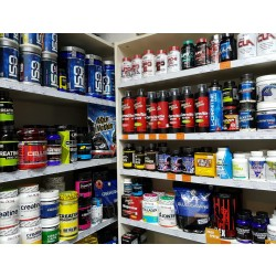 BODYBUILDING SHOP пр.Октябрьский, 34. ТРК Лапландия (Кемерово)