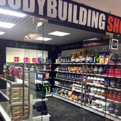 "BODYBUILDING SHOP на ул. Каминского 24 б, ТЦ ""Тройка (Тула)"
