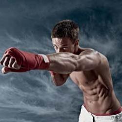 Упражнение на развитие силы и скорости удара